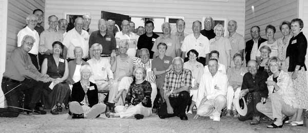 Class of 1956 - 50 year reunion